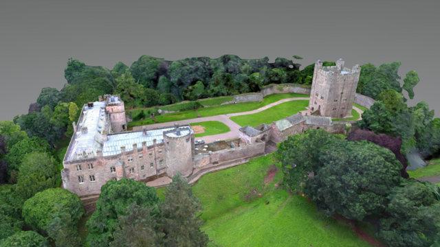 Appleby Castle 3D Model