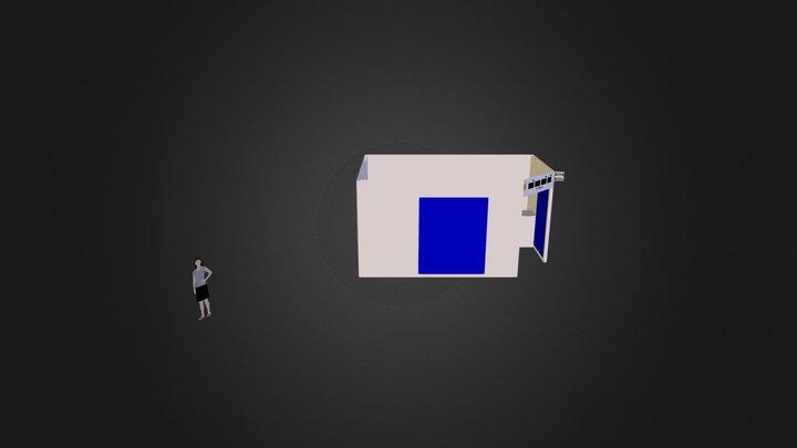 2014-12-19 Design2015 minamini 3D Model