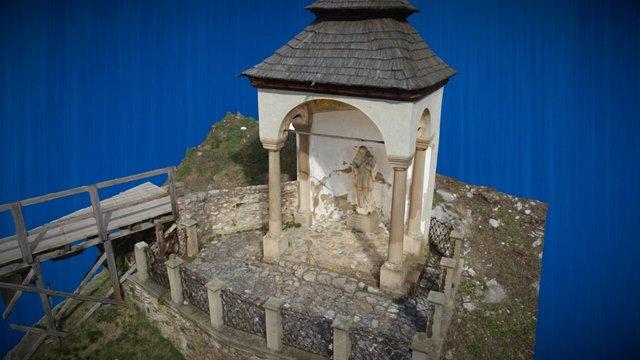 Krasna Horka - Kaplnka 3D Model
