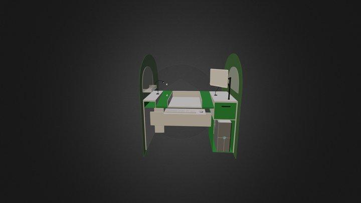 Toma de Muestra 3D Model
