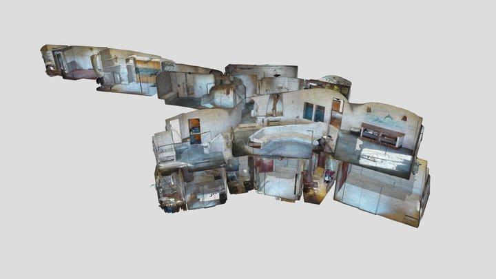 Villa à Nice - Scan Matterport 3D Model