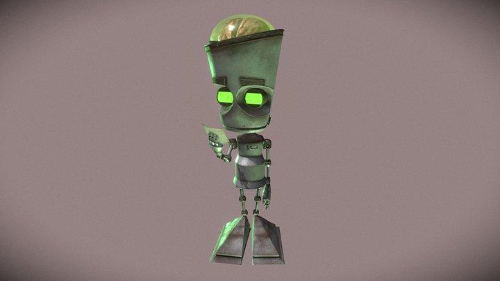 Tobi 3D Model