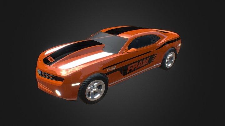 Chevrolet Camaro 3D Model