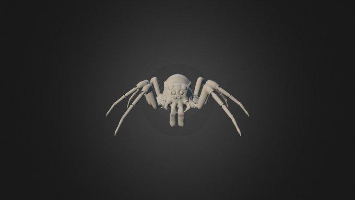 Crawler ROA Wenkrogg 3D Model