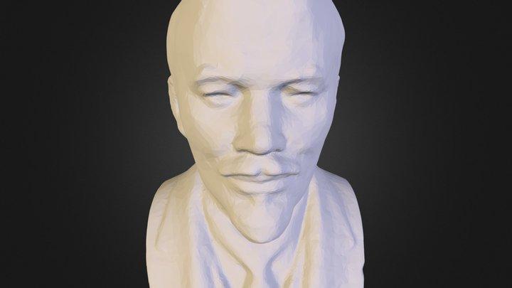 Lenin 3D Model