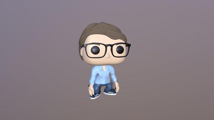 POP! Joost 3D Model