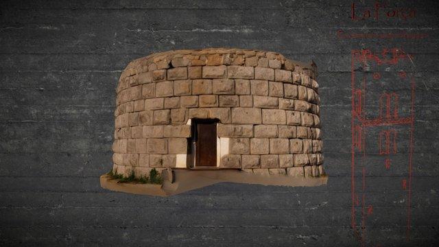 La Torrassa  de Llinars del Vallès 3D Model