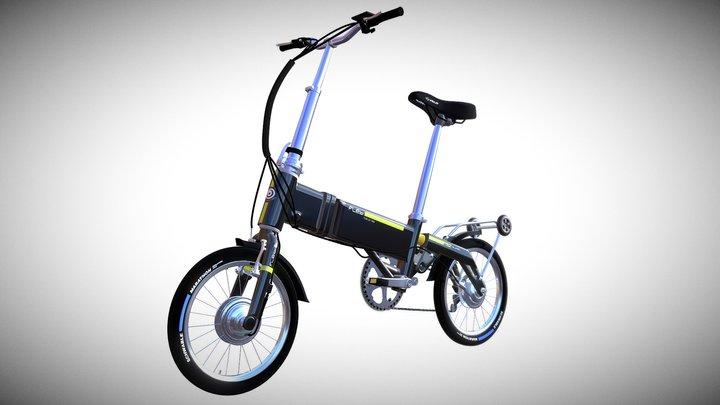 Bicicleta eléctrica Supra 2.0 (de Flebi Bicis) 3D Model