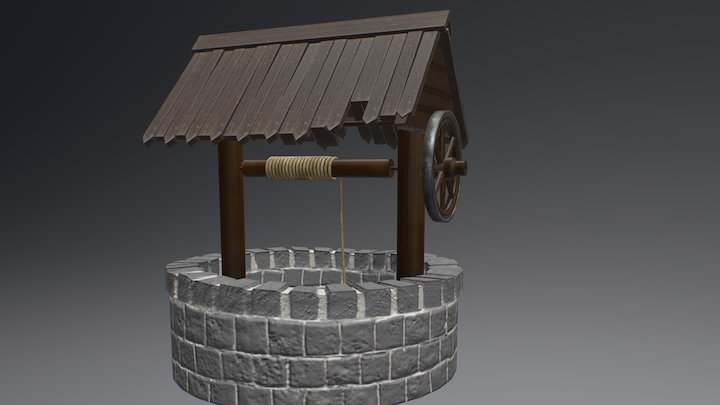 Rodriquez_Josie_GP2_1702_Milestone 3 3D Model
