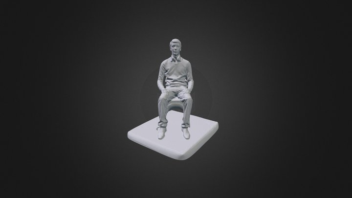 Full_body_scan_Raw 3D Model