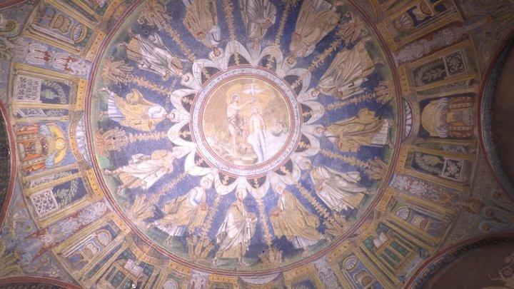 Baptistery  of Neon (Ravenna, Italy) 3D Model