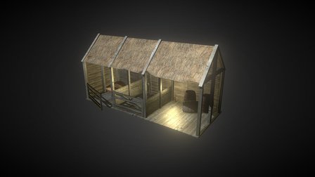 Stable 3D Model