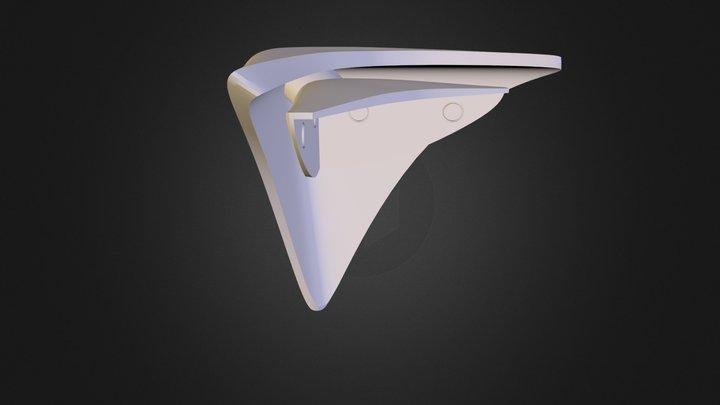 Corner Concept 3D Model