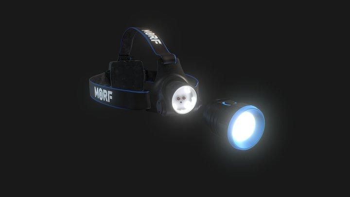 801 ORDER - MORF B300 3D Model