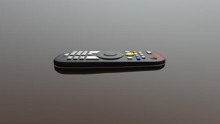 Controlinho 3D Model