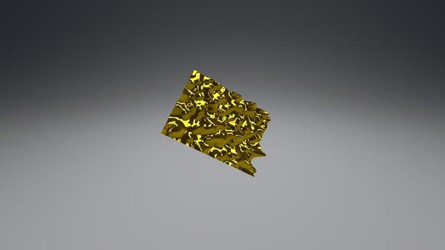 Object #38 3D Model