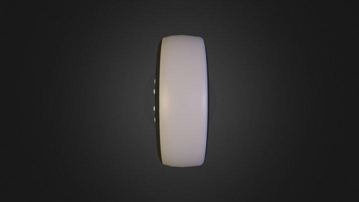 Lorry Wheels 3D Model