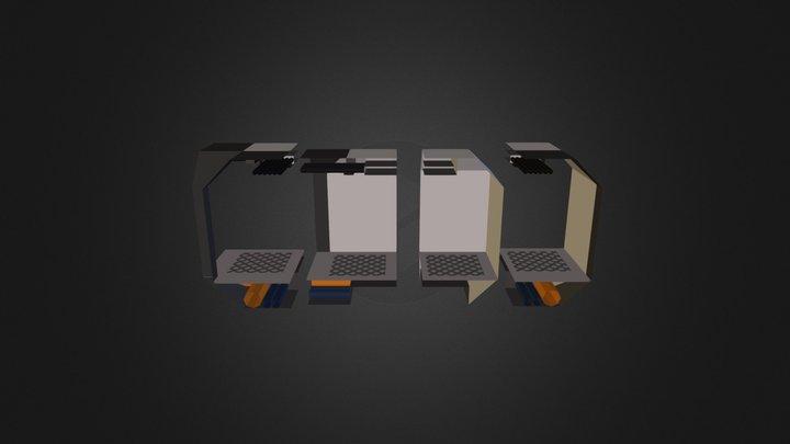 Parts 3D Model