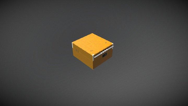 Máquina enigma 3D Model