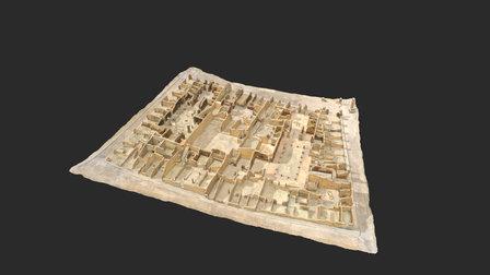RVIII Ins4 07K - Plastico in sughero di Pompei 3D Model