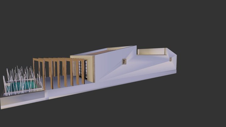 casita_02 3D Model