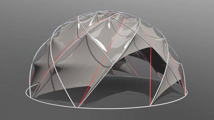 Active Bending Project / Luis-Cami-Josh 3D Model