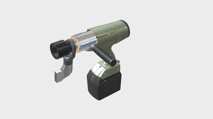 LST 3D Model