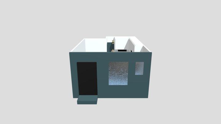 Kitchen-design-v5 3D Model