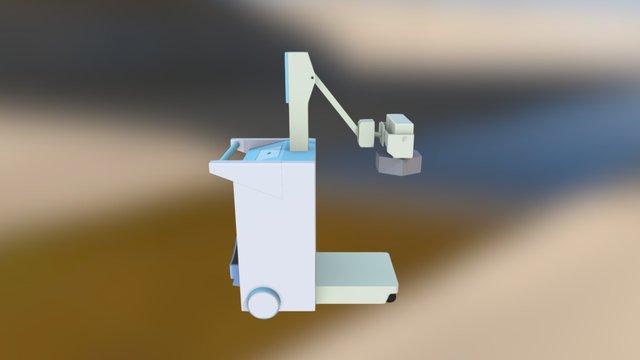 Maquina 5 3D Model