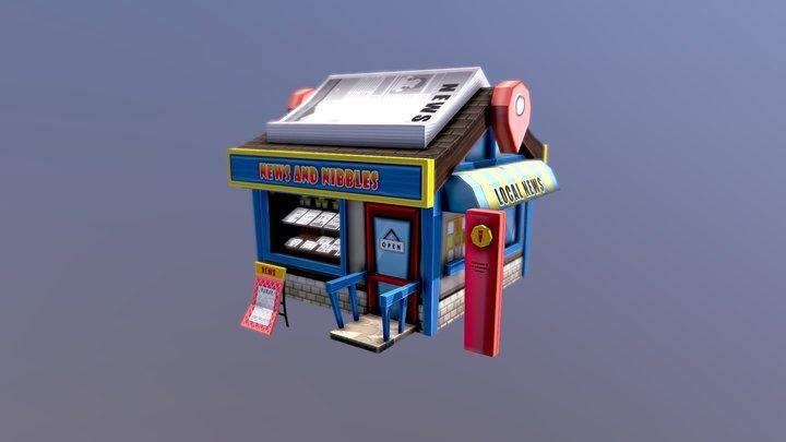Localshop 3D Model