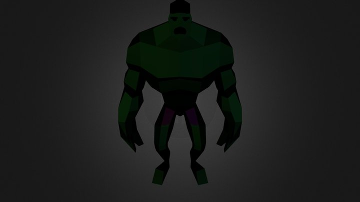 Venom TEX 3D Model