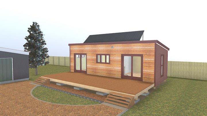 Mopanui Studio & Homes 3D Model