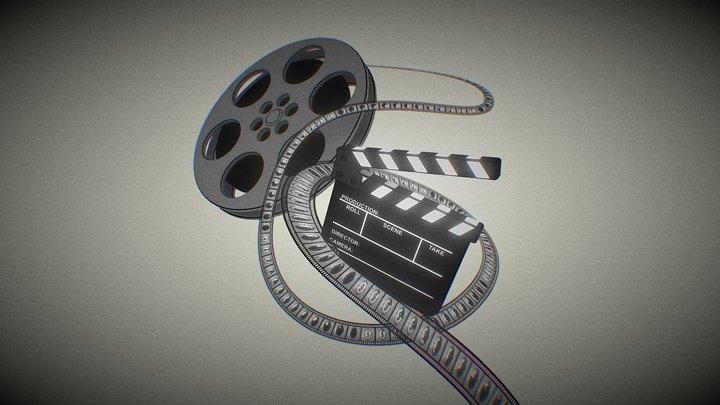 Film 3D 3D Model