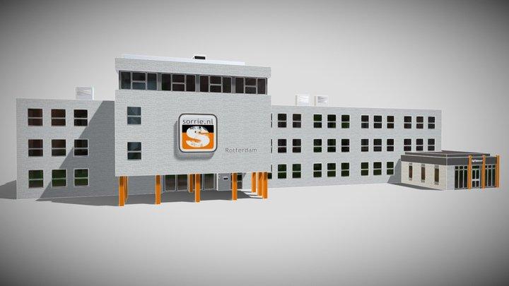 Sorrie Office 3D Model