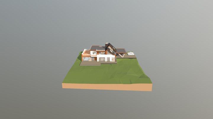 Акватория 3D Model