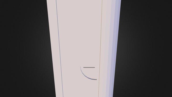 Xclasstoilet 3D Model
