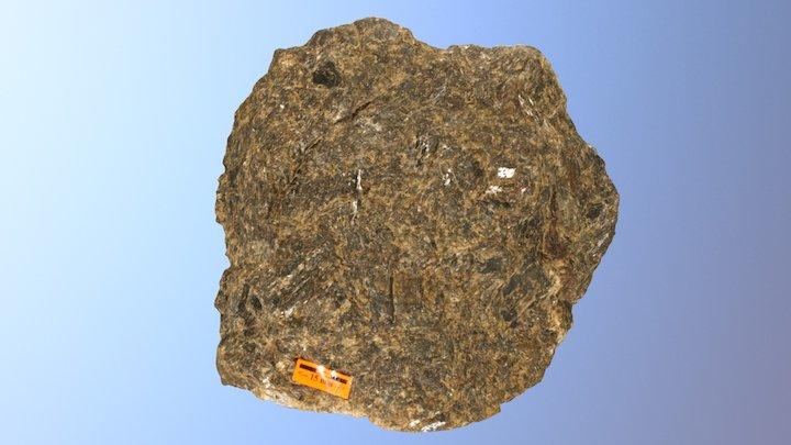 Igneous Rock 03 3D Model