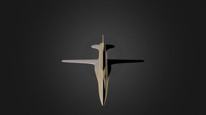 F111.3DS 3D Model