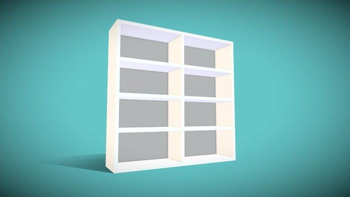 LP Furniture - Shelf 3D Model