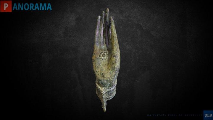 Shiva Hand 3D Model