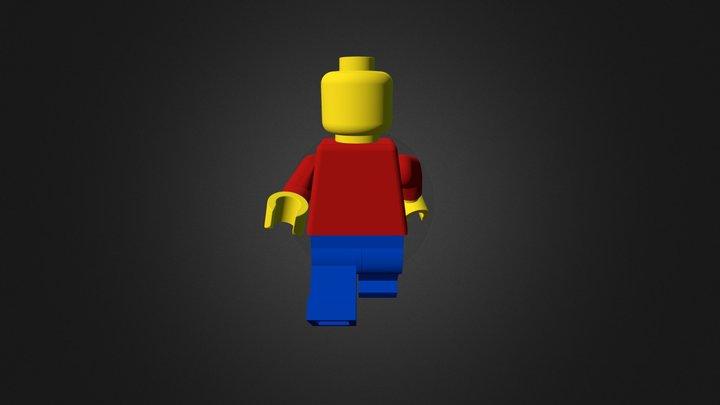 Lego 3D 3D Model