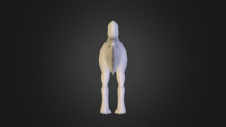 test Chrome 3D Model