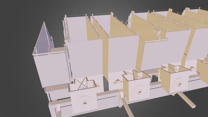 silo02.FBX 3D Model