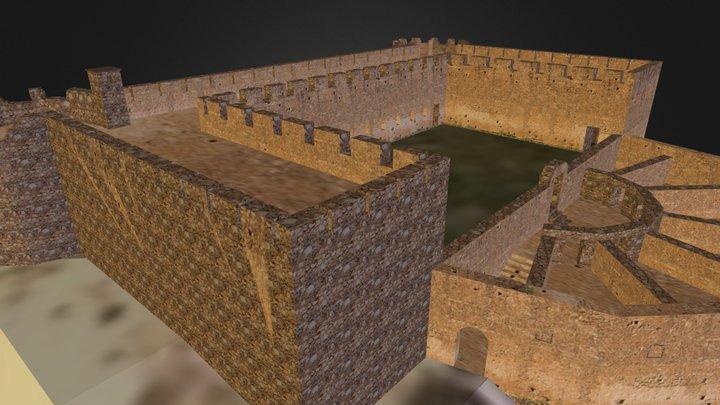 Aptera Castle 3D Model