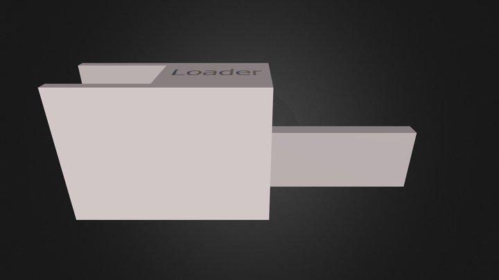 Loader.dwf 3D Model