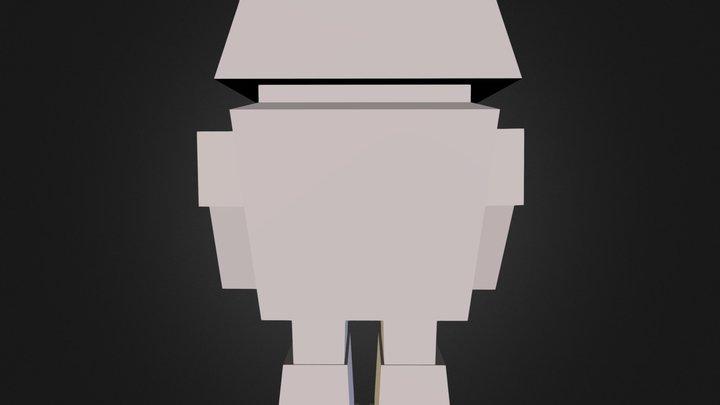 robooo 3D Model