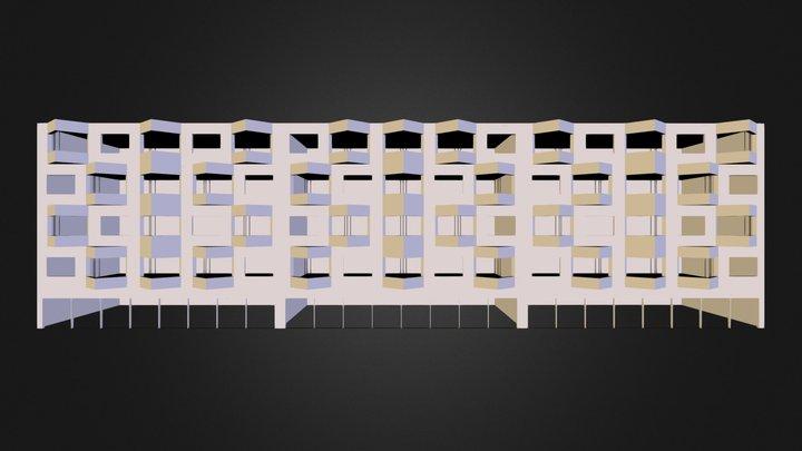 _Section L.dae 3D Model