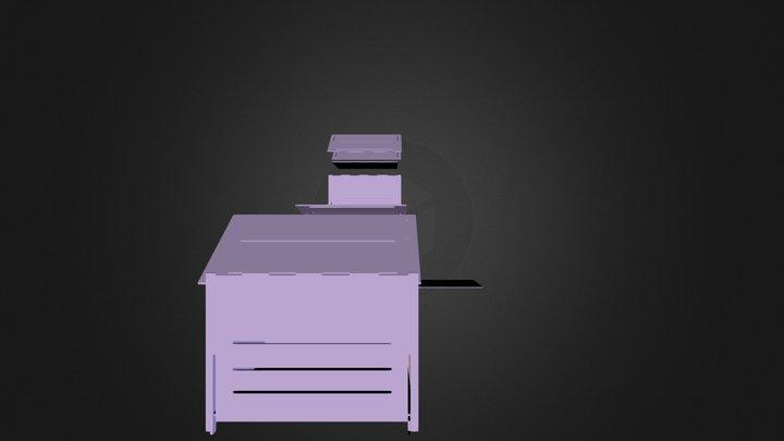 test123.3DS 3D Model