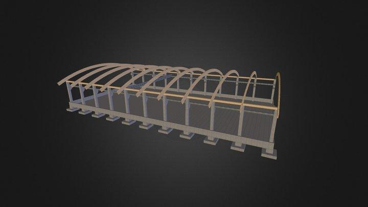 halle3d_1 3D Model