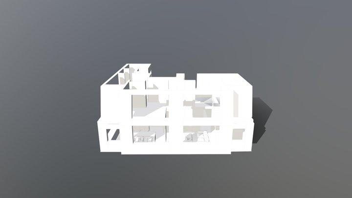 AMPERE 3D Model